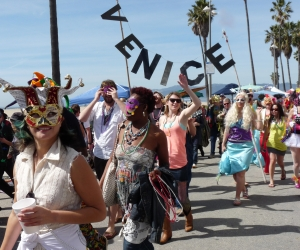 Women of Venice - Mardi Gras -3-5-11